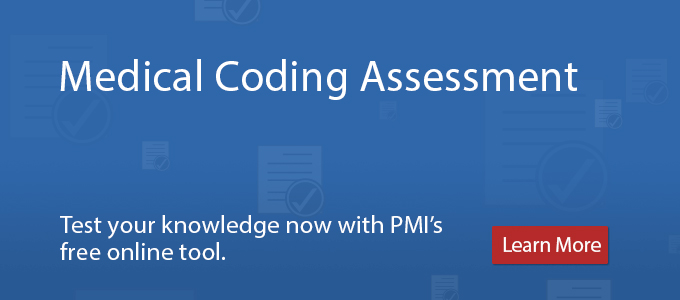 Medical coding assessment