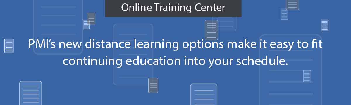 Online training center
