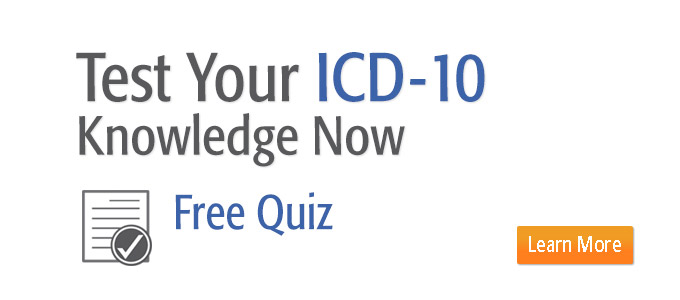 ICD-10 Readiness Quiz