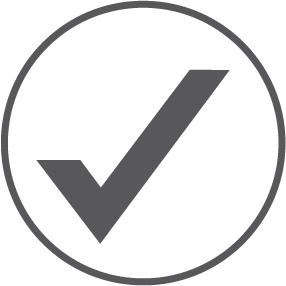 verify status icon